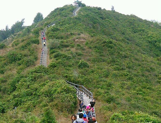 【香港徒步第六期】5月14日,香港南丫岛徒步约伴