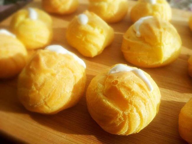 【美食课堂】11月19日,来打造一份外酥内滑的泡芙吧!