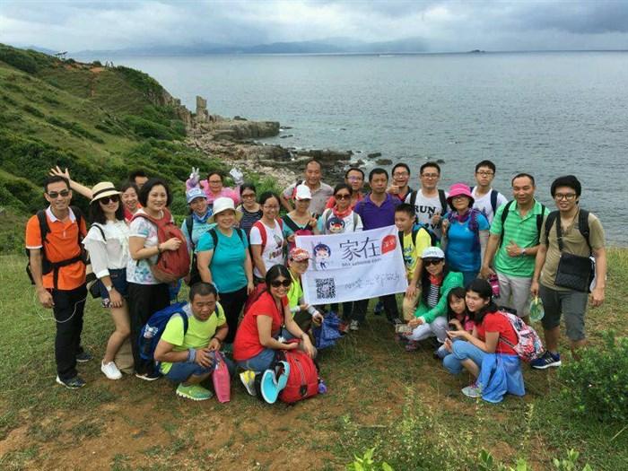 【香港徒步第十二期】12月11日,香港岛龙脊徒步约伴