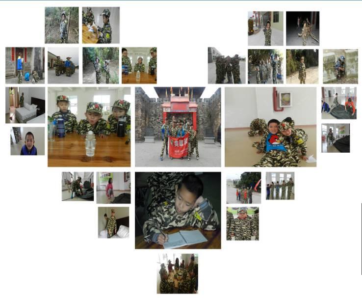 这个寒假,让孩子过把军事瘾!卓越成长军事冬令营开营啦!