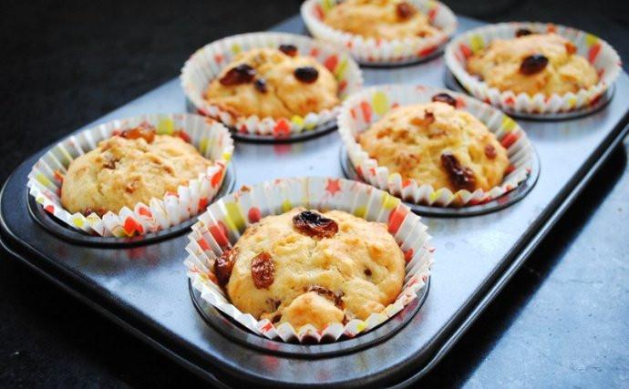 【烘焙课堂】12月10日,在宝安做一份奶香马芬蛋糕!
