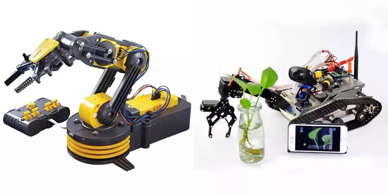 【教育展精彩活动】拼装机器人大赛,无人机障碍赛体验系列活动