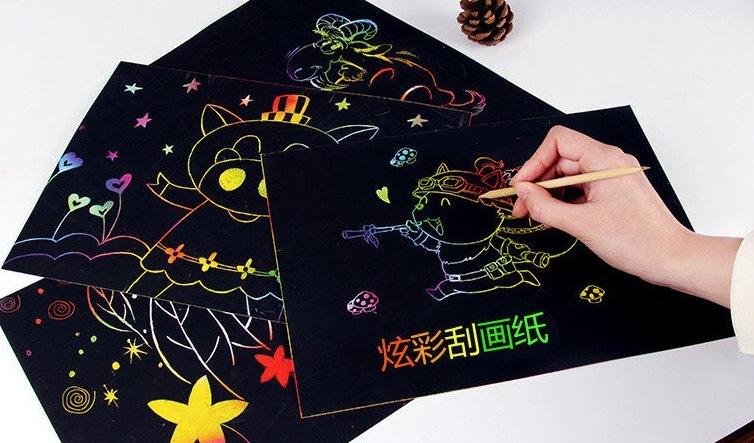 【教育展精彩活动】童心绘画 ,让我们动起小手发挥想象力